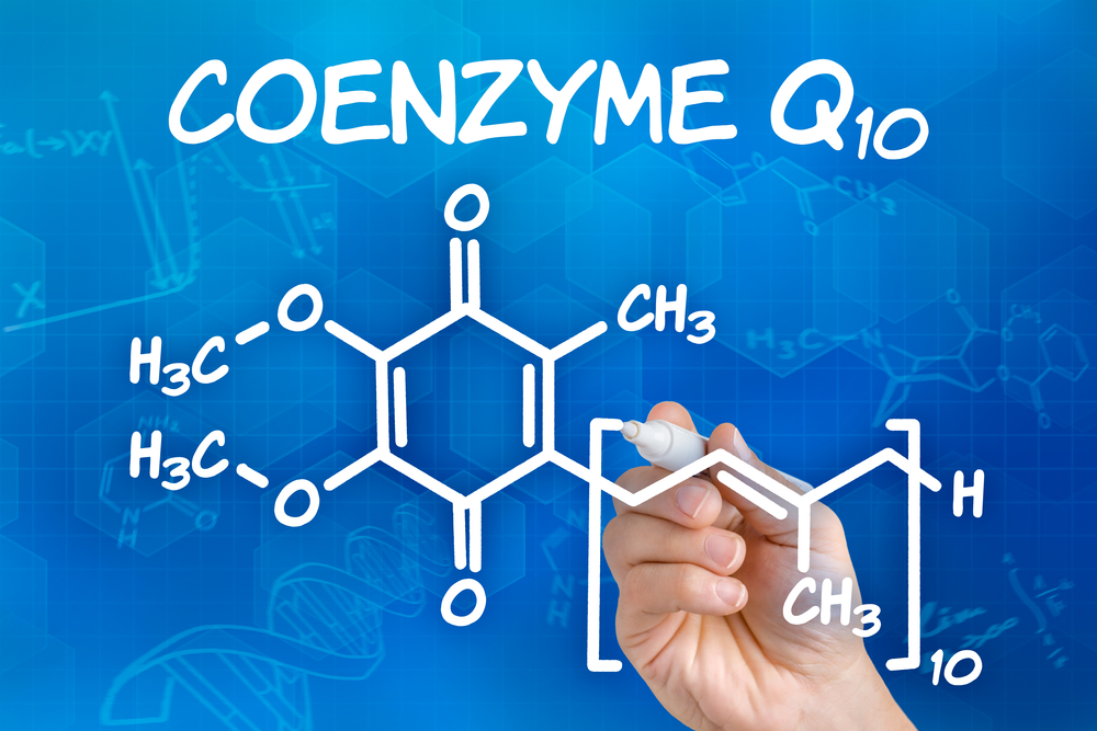 Coenzyme Q10 to the Rescue
