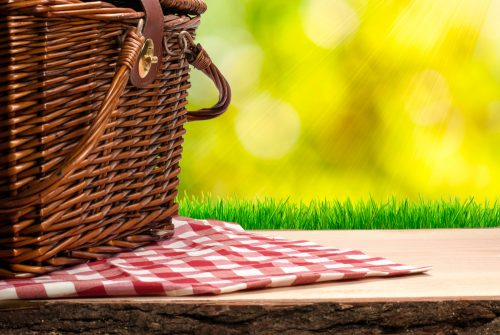 A Romantic Migraine-Friendly Picnic