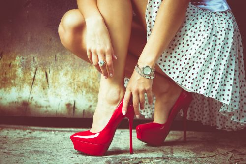 Could High Heels Trigger A Migraine?