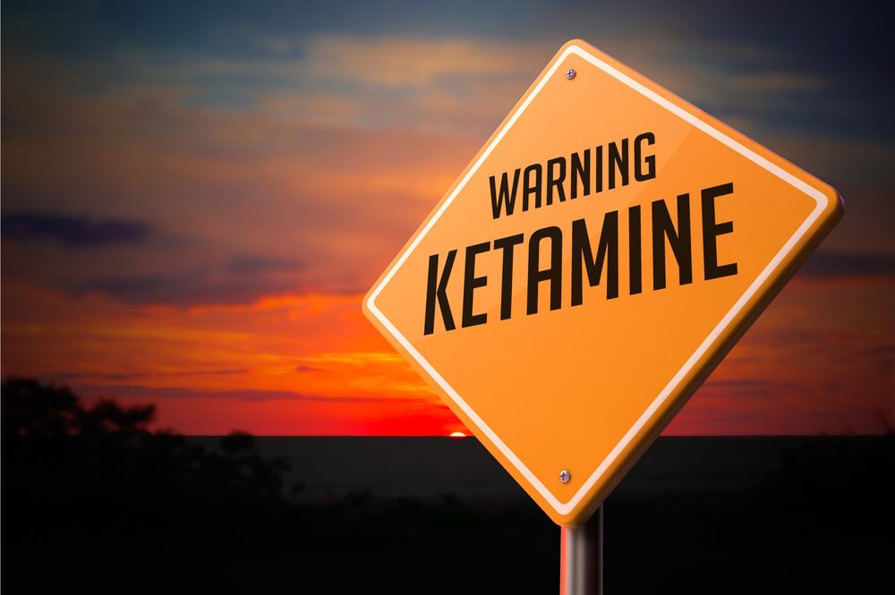 Warning, Ketamine