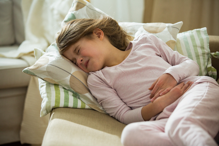 child sickness migraine