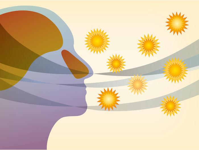 allergy migraines